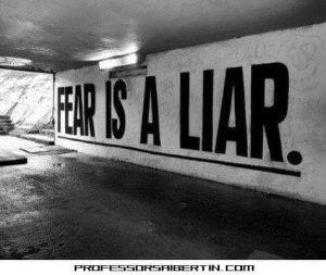 porzuć strach